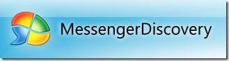 Messenger Discovery logo