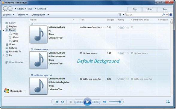 download Windows Media Player 12 For Windows 7 - softth-mobisoft