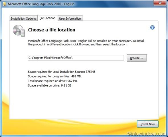 Office 2010 русская версия для виндовс 10