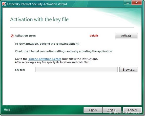 kaspersky internet security version number