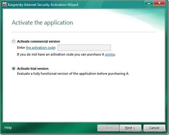 activation key for kaspersky antivirus