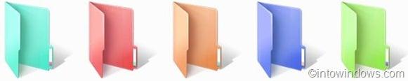 change windows 7 folder color