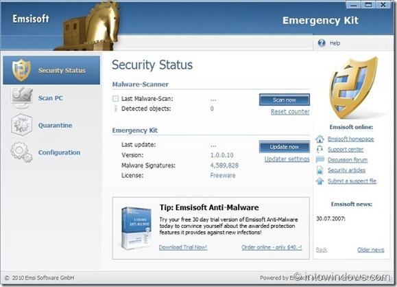 EMSI Soft Emergency Kit