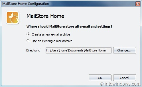how to save emails from windows live mail