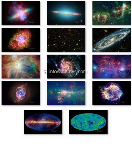 Nasa spacescapes theme windows 7 pics about space for Window 07 themes