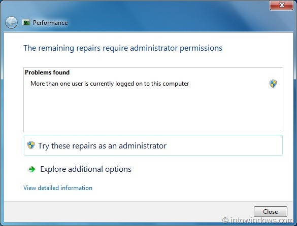 How To Check For Performance Issues In Windows 7 pic1