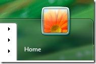 remove start menu user picture