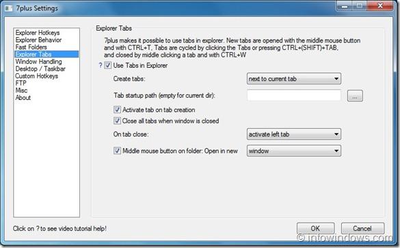 7Plus for Windows 7