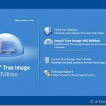 Download Acronis True Image For Free (Only To Seagate & Western Digital HDD Users)
