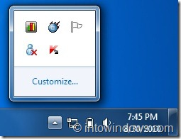 Fix Windows Doesn't Hide Notification Area Icons Step 5