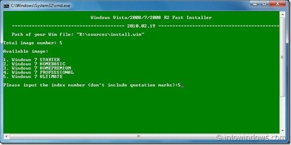 Install Windows 7 to an USB external hard drive2