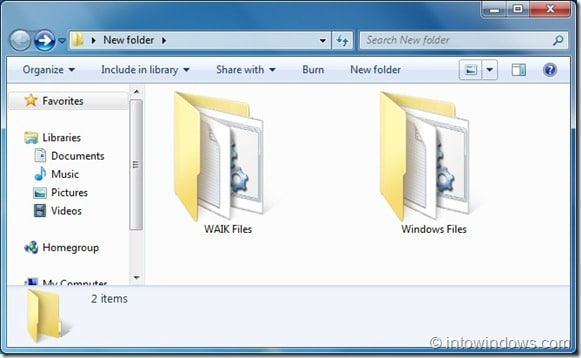 install windows 7 to an usb external hard drive