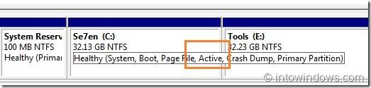 install windows 7 to usb external disk