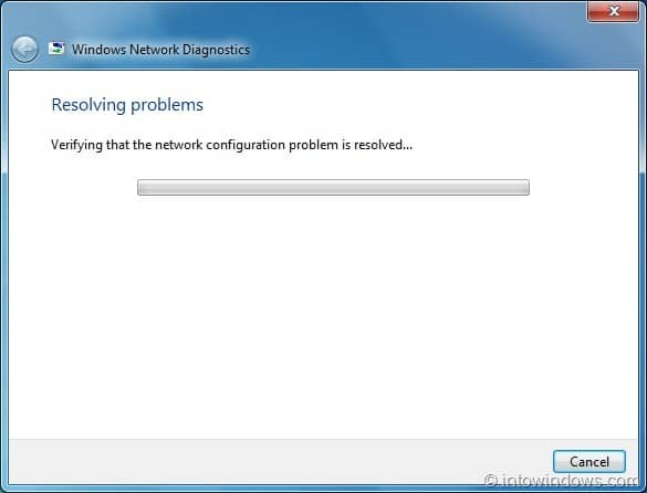 how to connect to the internet on windows 7 professional