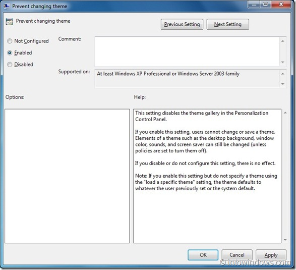 Prevent Users From Changing Windows 7 Theme Using Group Policy5