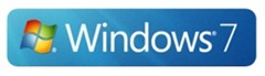 Winndows 7 Blue Logo