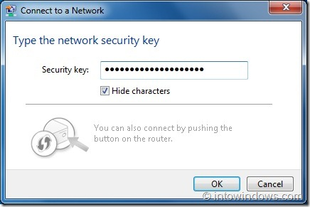 how to connect wireless on windows 7