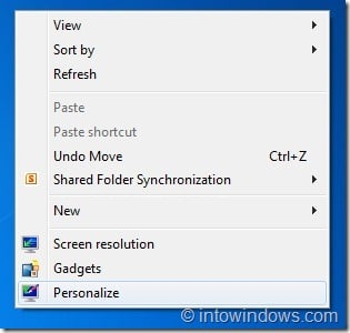 Remove Recycle Bin From Windows 7 Desktop