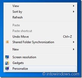 Remove Recycle Bin From Windows 7 Desktop