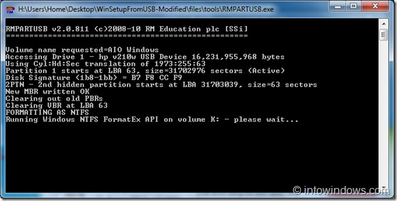 Create Multiboot USB Flash Drive With Windows 7 and XP Step 4C
