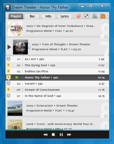 Foobar2000 1.1.5 final аудиоплеер для компьютера