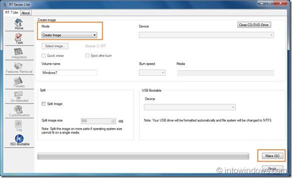 Slipstream Windows 7 SP1 Into Windows 7 DVD ISO step16