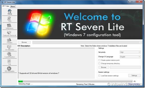 Slipstream Windows 7 SP1 Into Windows 7 DVD ISO step23