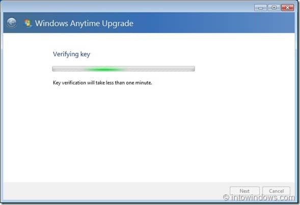 Upgrade Windows 7 Home Premium To Professional Edition step42