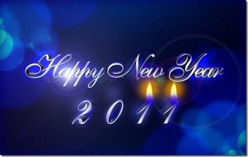 New Year 2011 Wallpaper3