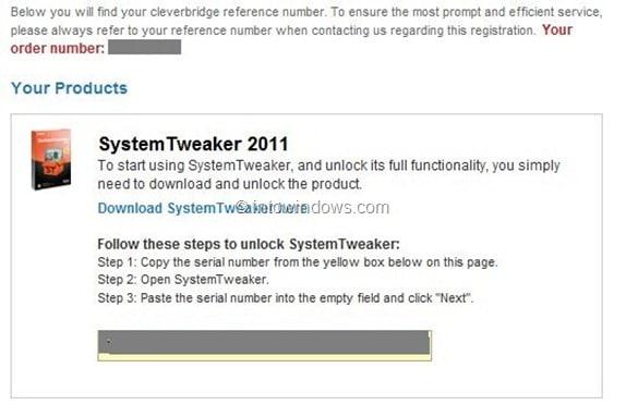 System Tweaker for Free
