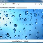7LogonChanger: Personalize Windows 7 Logon Background, Text, And Button