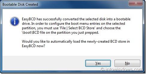 how to create a bootable external hard drive windows 10