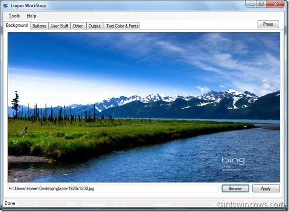 windows 7 wallpaper changer