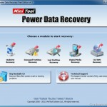 MiniTool Power Data Recovery Free For Windows 10