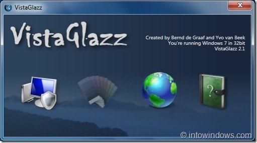 VistaGlazz for Windows7