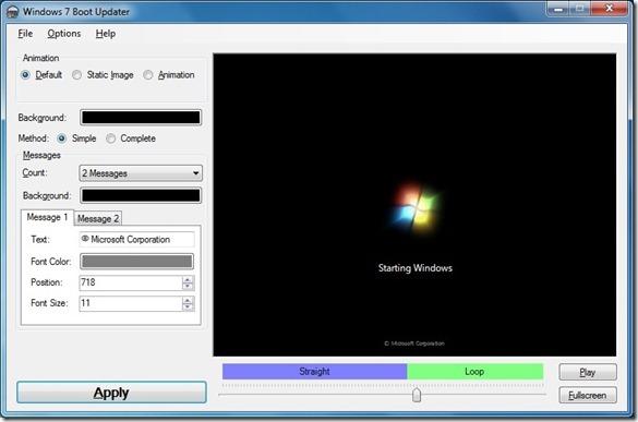 Windows 7 Updater
