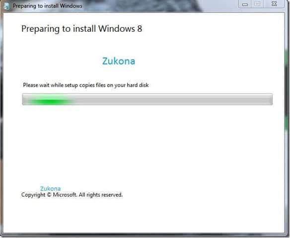Windows 8 Screenshots 1