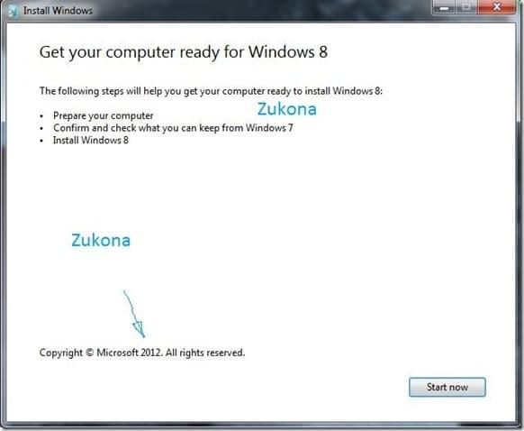 Windows 8 Screenshots