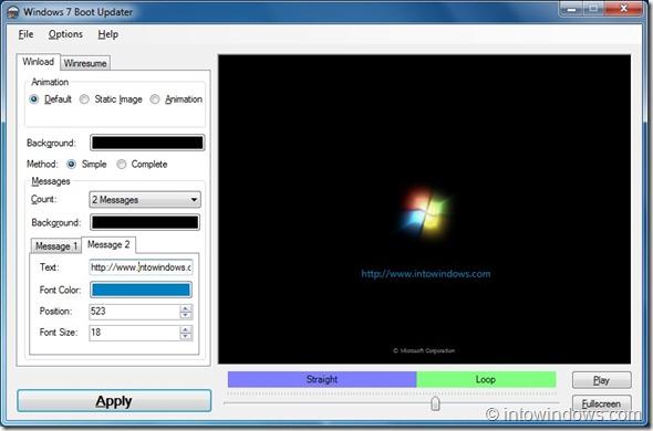 Windows 7 Boot Updater