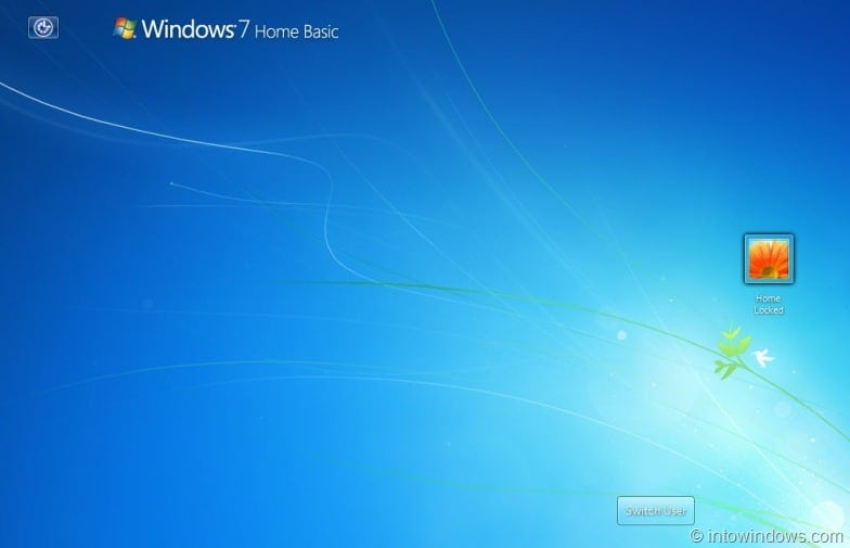 Windows 7 Logon Layout Changer