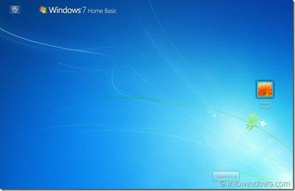 Windows 7 Logon Layout Changer