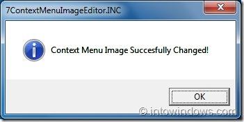 Context Menu Desktop Background