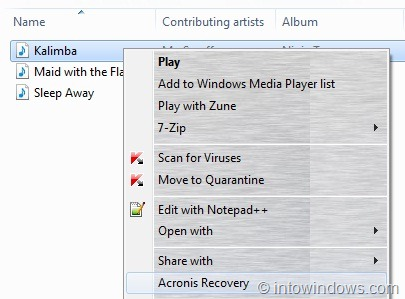 New Background In Explorer Context Menu