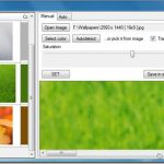 How To Set Custom Window Color For Every Desktop Background In Windows 7