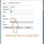 Shortcut Key Explorer: View All Shortcut Keys Assigned For Files, Folders, And Applications