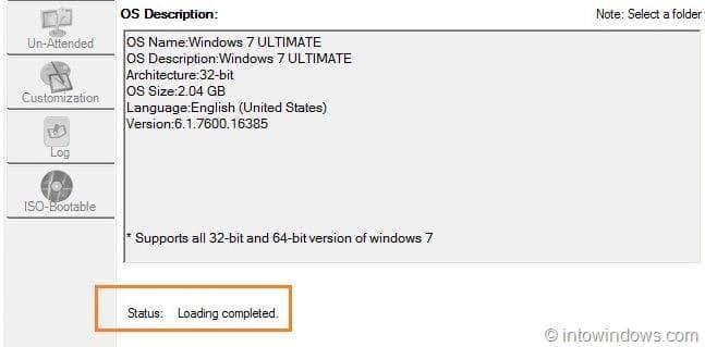 How To Slipstream Internet Explorer 9 (IE9) Into Windows 7 ISO