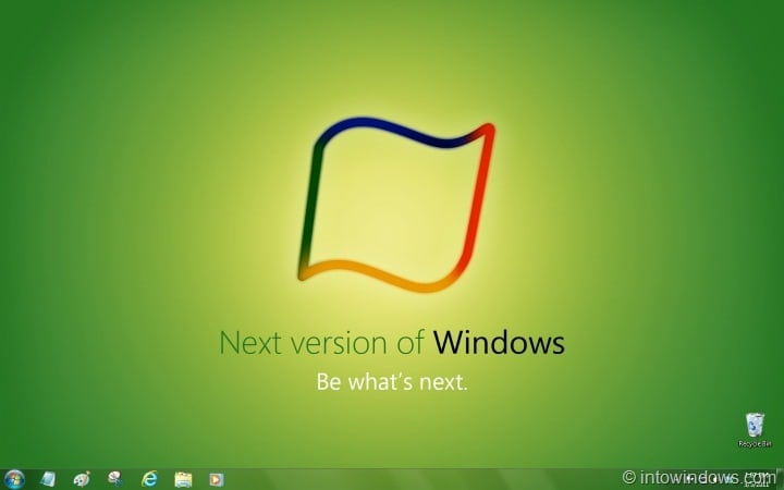 Windows 8 theme pack has been packed with four beautiful Windows vNext