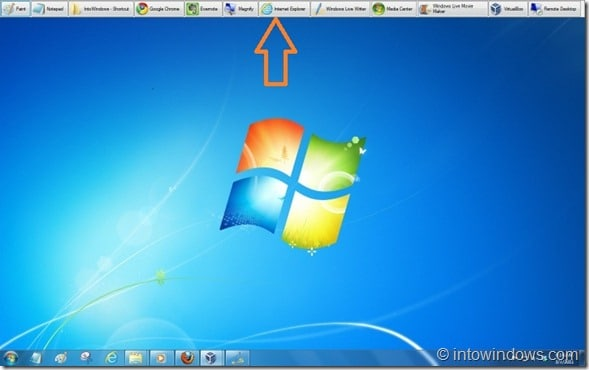 XP Desktop Toolbar For Windows 7