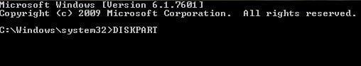 Install Windows 8 From USB Step1