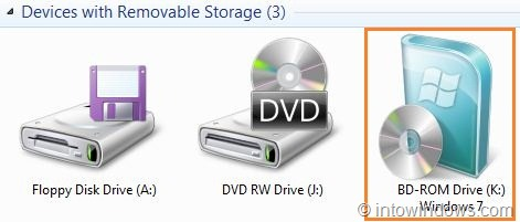 how to create an iso file in windows 7